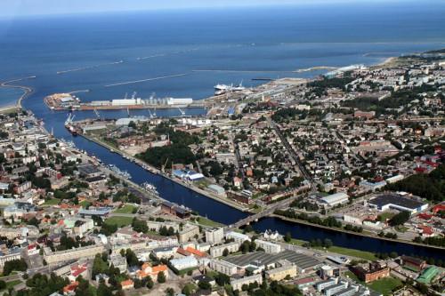 Лиепая, Латвия