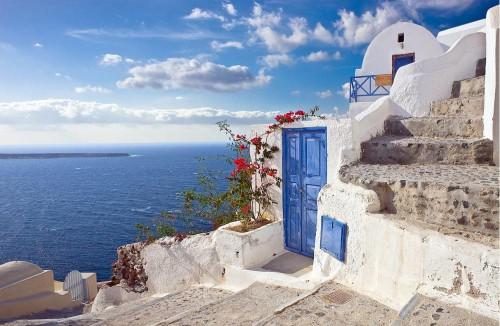 Весна в Греции - удивительный сезон!