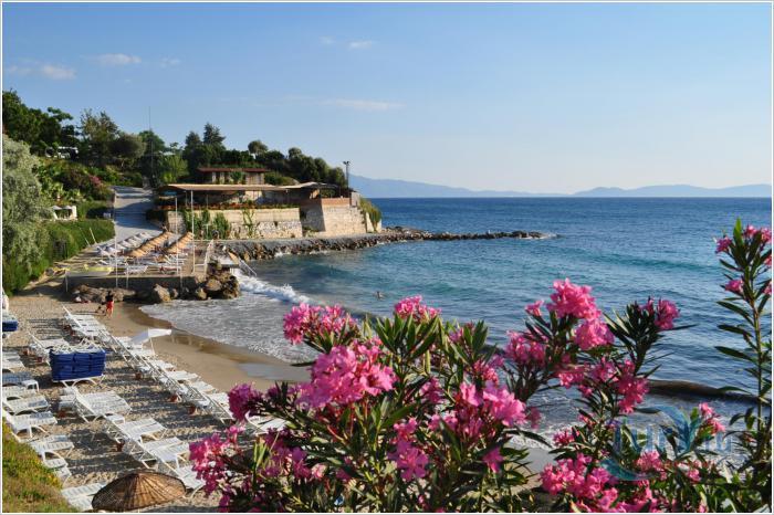 Измир фото пляжей и набережной