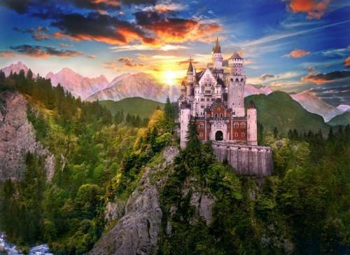 туры по замкам на майские