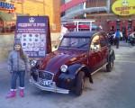 автопробег в Болгарию