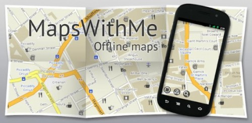 Maps With Me