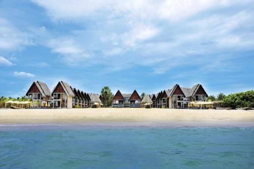 Отель на пляже Passekudah