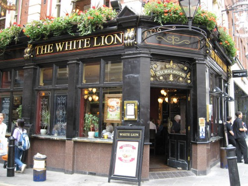 Top 10 English Pubs  National Geographic